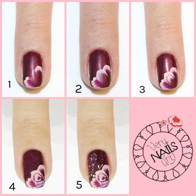Cómo Aplicar Esmalte Permanente Paso A Paso Pink Gellac