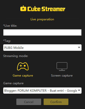 This is similar to iptv smarters and xciptv for those familiar with iptv players. Cara Live Streaming Cube Tv Di Komputer Laptop