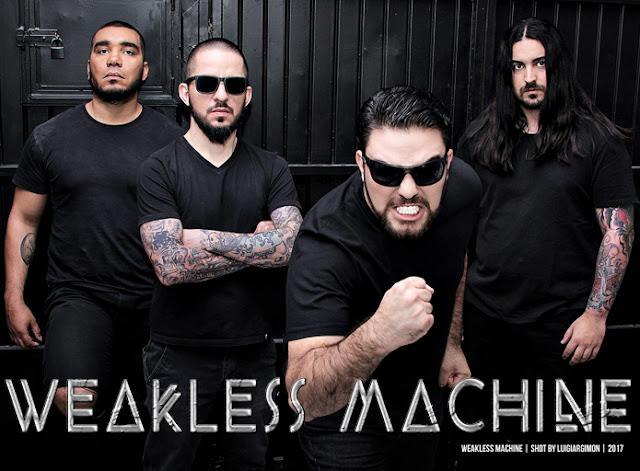 Weakless Machine: banda convida para o Projeto Unificação Underground