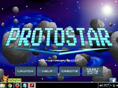 星空戰機(Protostar),不錯的宇宙飛機飛行射擊!