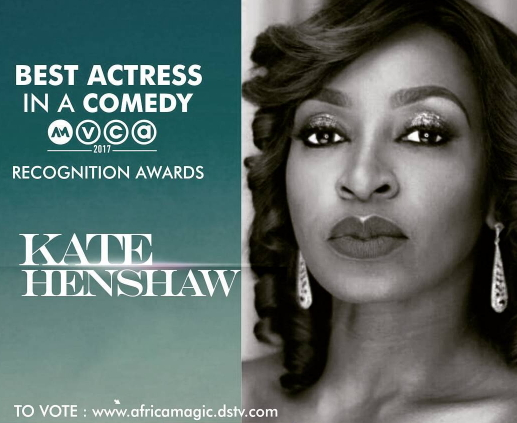 kate henshaw nominated africa magic awards