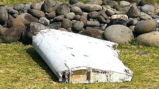 mh370 found in Indian ocean