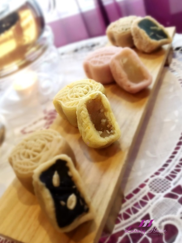 mid autumn festival assorted snowskin mooncakes recipe