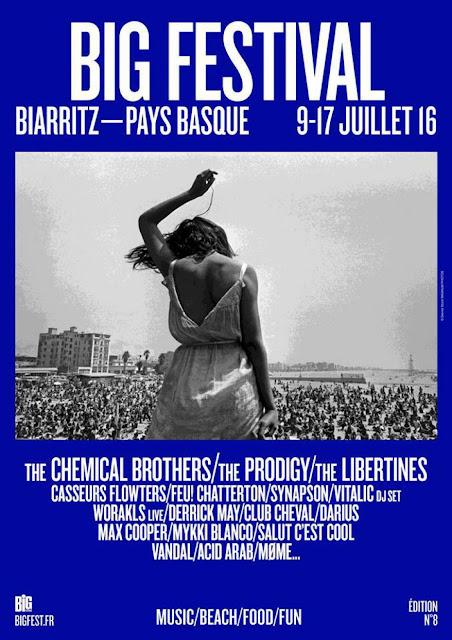 BIG Festival de Biarritz 2016