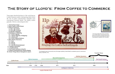 The Story of Lloyd's From Coffee to Commerce