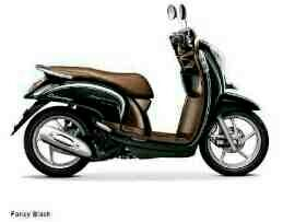 Gambar sewa motor di kerobokan bali