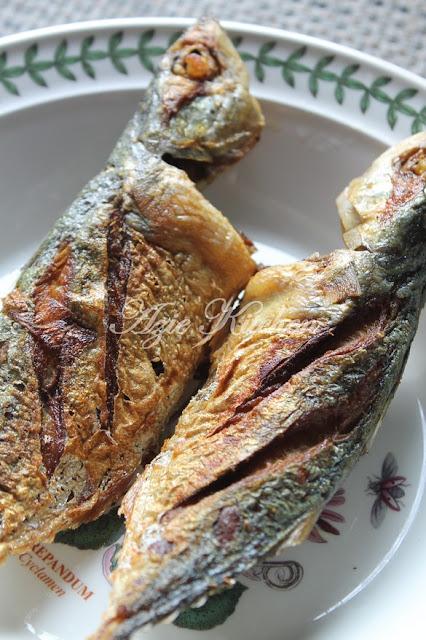 Tips Menyediakan Ikan Goreng Garing