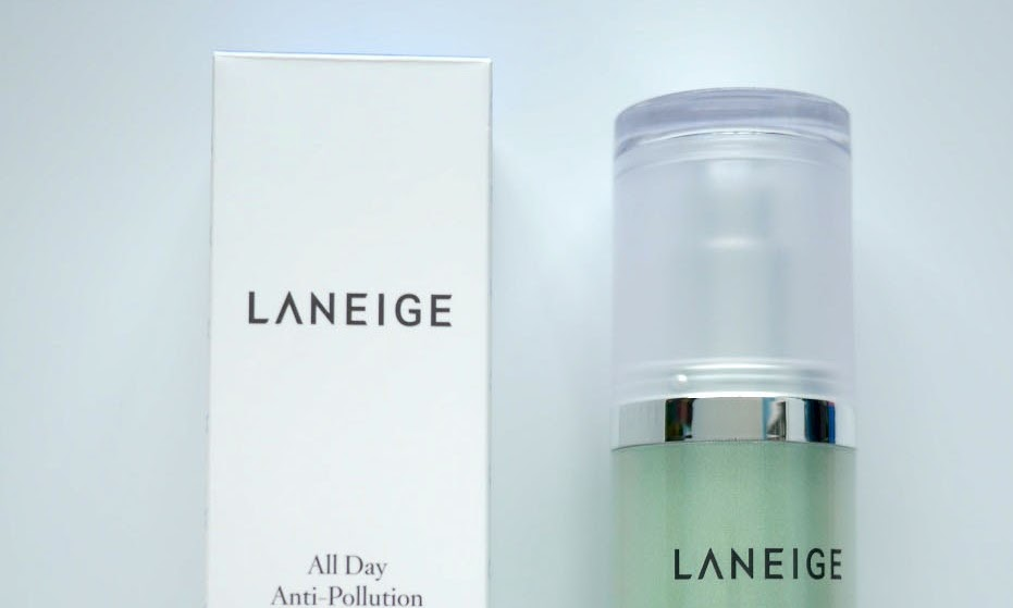 Review: Laneige's New All day Anti Pollution Defensor