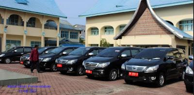 Hukum menggunakan Mobil Dinas Milik Negara