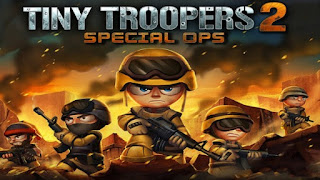 Tiny Troopers 2: Special Ops Apk + Data Mod Hack Version For Android Free Download