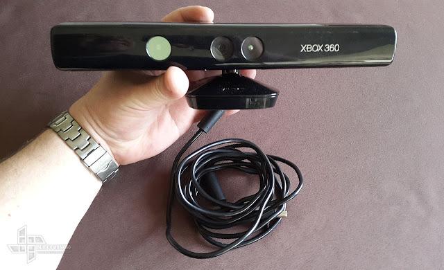 Microsoft Kinect Xbox 360 Motion Sensor