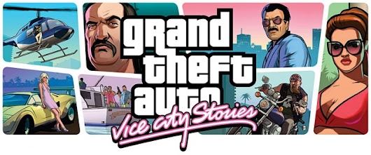 ->Grand Theft Auto - Vice City Stories Size Game 332 MB