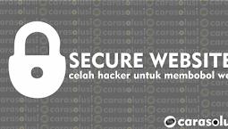 SEGERA! Amankan Blog/Website Dengan HTTPS (SSL) Sebelum Diblokir Google