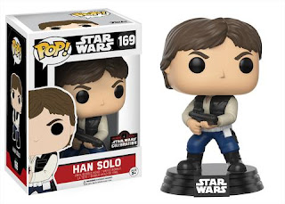 Pop!: Han Solo (Action Pose)