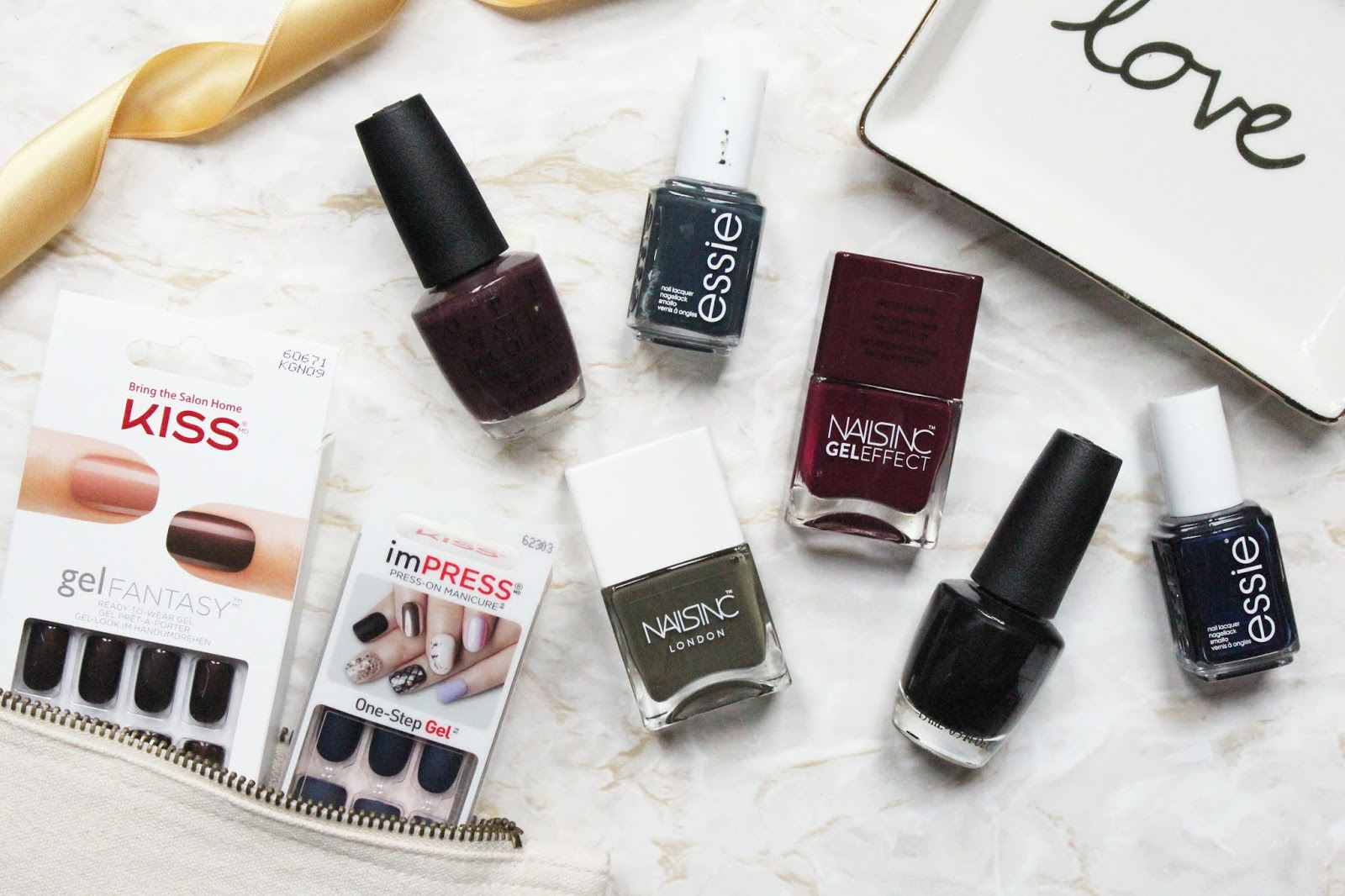 Autumn Nail Favourites