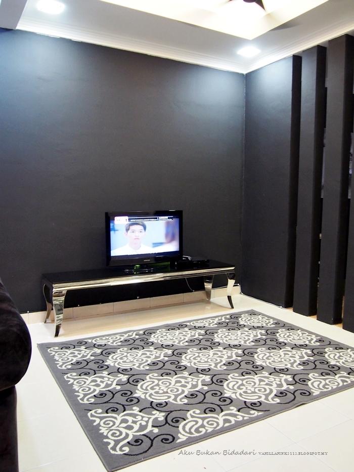 Aku Bukan Bidadari Ruang Menonton Tv Cabinet