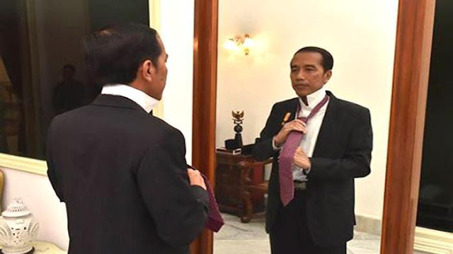 Neraca Dagang RI Masih Tekor, Jokowi: Bodoh Banget Kita