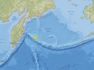 El sismo se produjo a unos 200 kilómetros de Nikolskoe, pueblo ubicado frente a la isla de Bering.