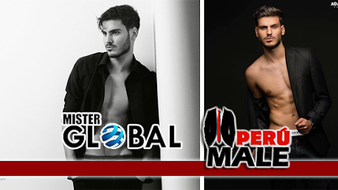 Mister Global Switzerland 2018