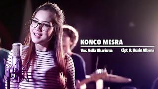 Lirik Lagu Nella Kharisma - Konco Mesra