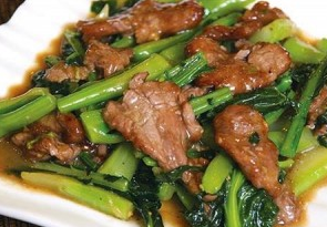 How to Make Beef Cah Kailan Savoury Scrumptious
