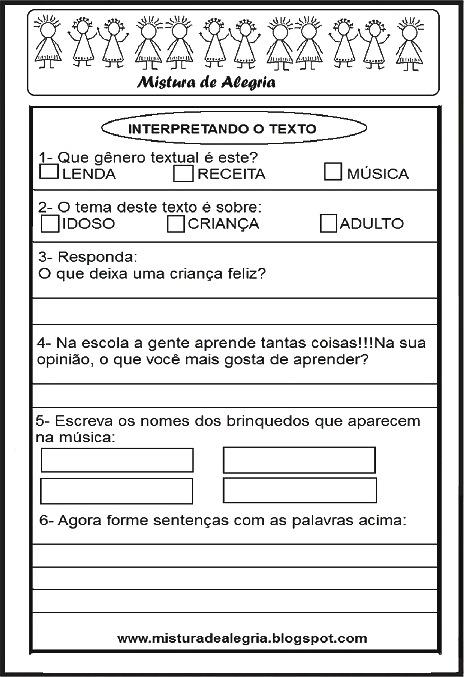 Preferência DIA DAS CRIANÇAS DIVERTIDO COM CAÇA PALAVRAS, FRASES -Mistura de  CN86