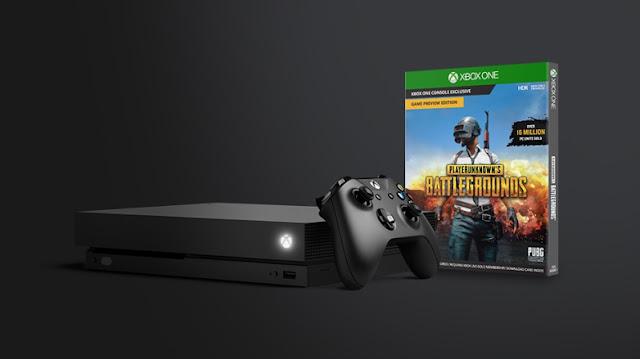 PUBG di Xbox One X akan Mendapat Perbaruan Frame Rate dibulan November