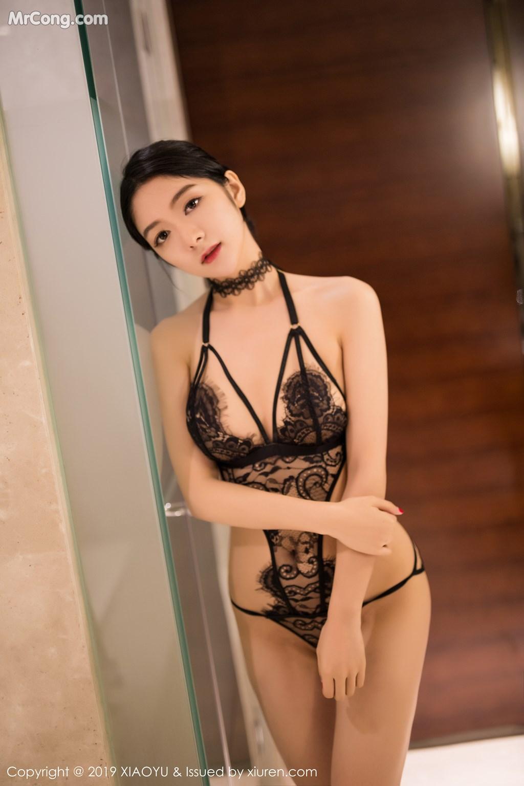 Image XiaoYu-Vol.041-Xiao-Reba-Angela-MrCong.com-002 in post XiaoYu Vol.041: Xiao Reba (Angela喜欢猫) (43 ảnh)