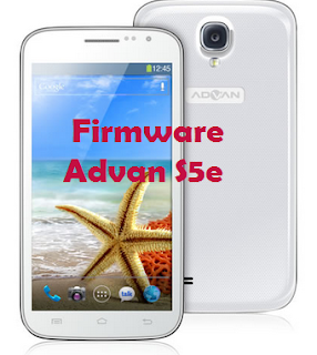 firmware hp advan s5e