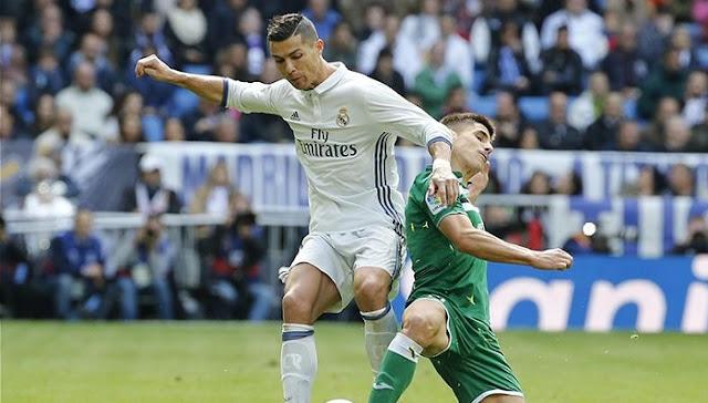 Real Madrid vs Leganes en vivo