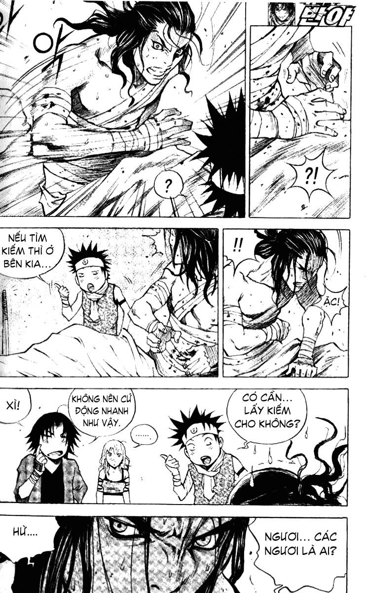 Banya chap 003 trang 18