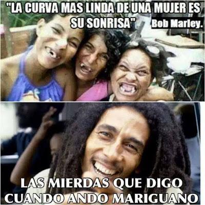 Imagenes de Humor : Bob Marley