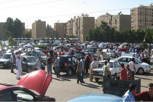 بلدية عين امران تسير نحو البحث عن مداخيل جديدة بفتحها لسوق الاسبوعي للسيارات