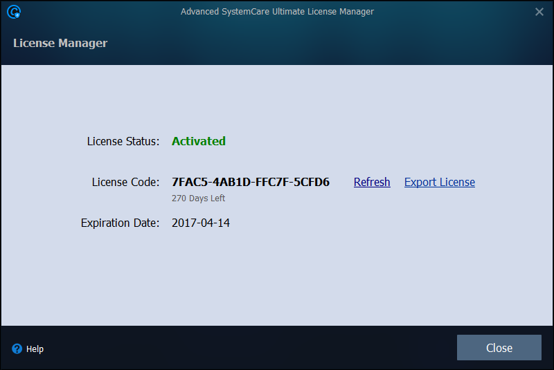 Advanced systemcare pro 8 код лицензии