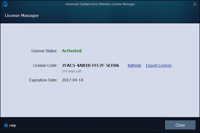 Advanced SystemCare Ultimate 9 Serial Key Free