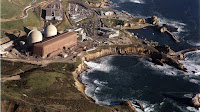 The Diablo Canyon nuclear power plant in California.  Click to Enlarge.