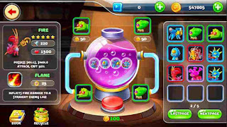 Monster Craft 2 mod tiền