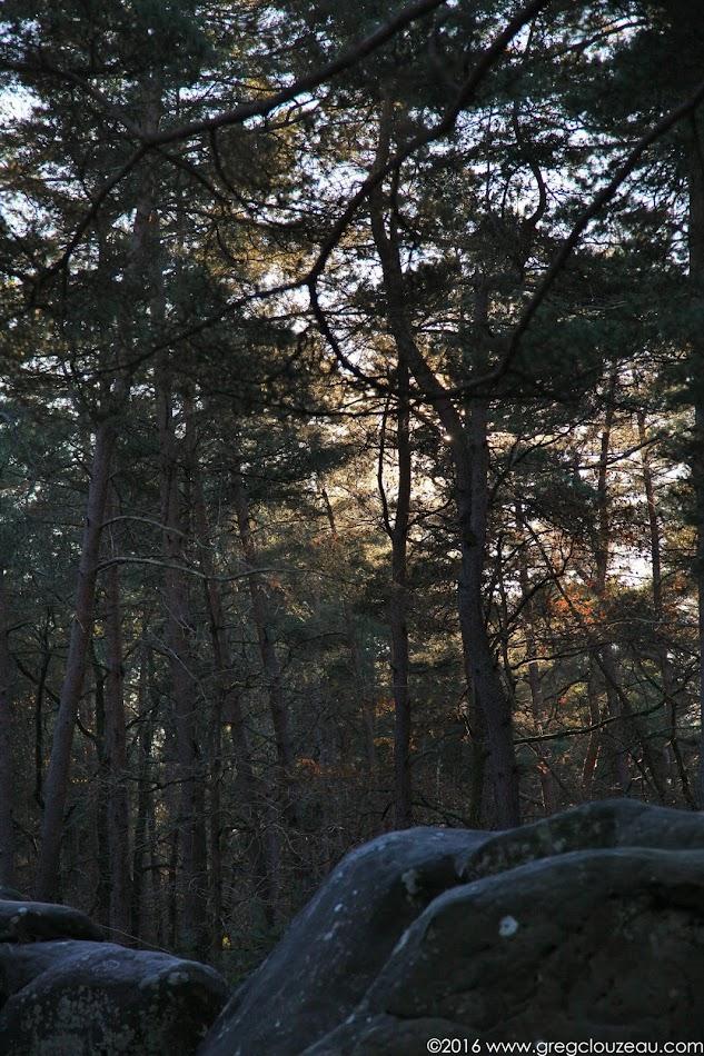 Clair-obscur dans les Trois Pignons, (C) 2016 Greg Clouzeau