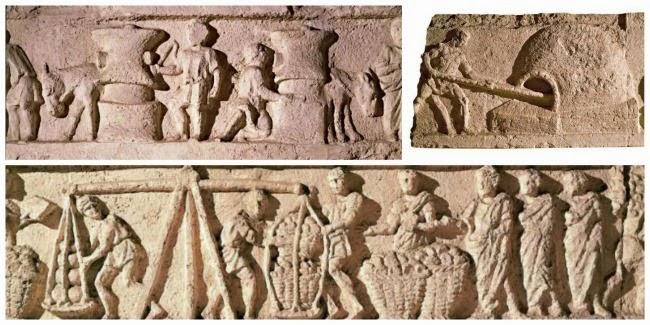 Mmm buonissimo il pane di farro dell 39 antica roma for Cucina antica roma
