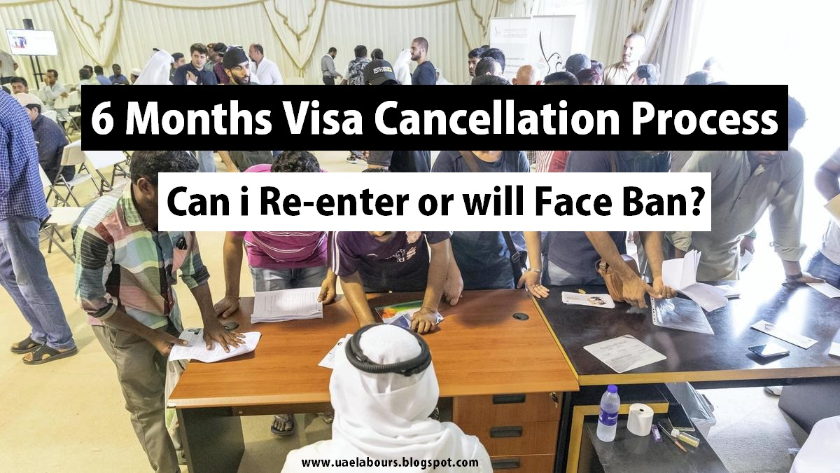 How to get UAE Outpass for six months job seeker visa