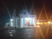 Masjid di Kawasan Lampung Fair, Pengunjung: Bersih dan Nyaman