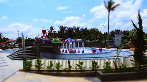 Waterboom Kenari Water Park Bontang