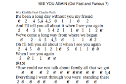 See You Again - Charly Puth