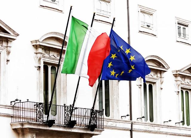 Η Ιταλία στη δίνη του ευρώ