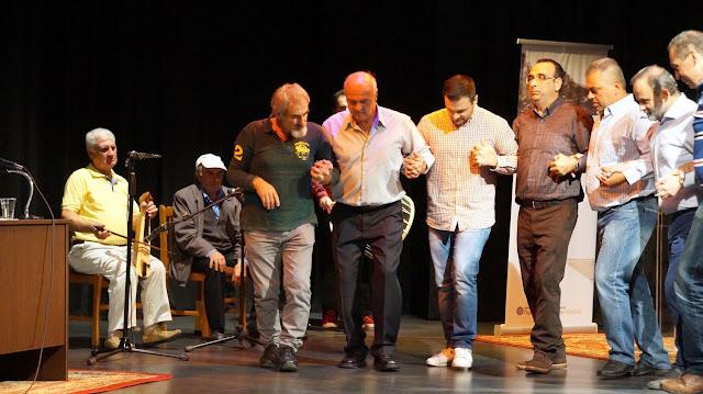 Ήχοι, τραγούδια και χοροί από την Κεϊλούκα Νικοπόλεως του Πόντου παρουσιάστηκαν στη Νάουσα