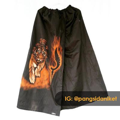 Celana Sarung Lukis Kujang