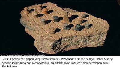 Misteri Peradaban Lembah Indus Yang Kini Terlupakan  MISTERI PERADABAN LEMBAH INDUS YANG KINI TERLUPAKAN