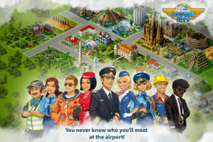 Airport City Apk v4.10.10 Mod Unlimited Money and Coins Terbaru