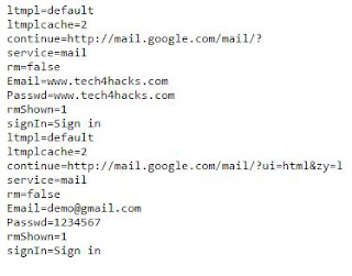 hack gmail using phishing 2017