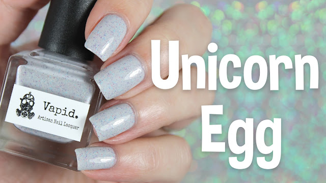 Vapid Lacquer Unicorn Egg 2016